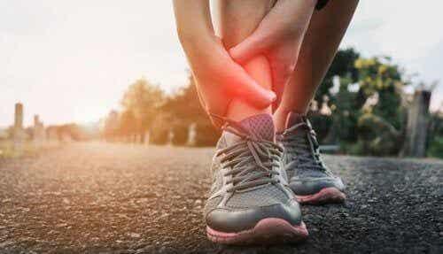 Sindrome da impingement della caviglia