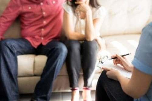 Terapia di coppia per salvare la relazione.