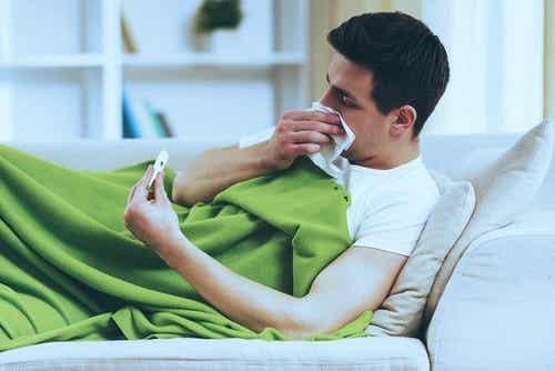 Febbre alta: cosa fare per abbassarla?