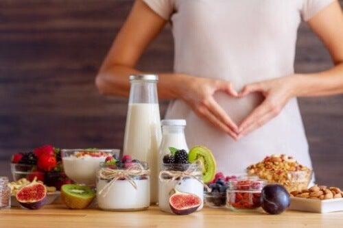 La dieta mediterranea protegge la flora intestinale.