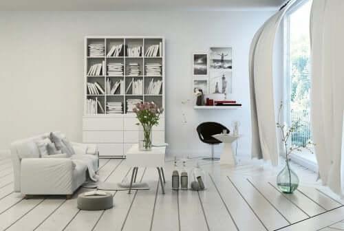 Arredare casa con i colori neutri: bianco, beige e grigio