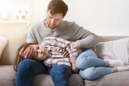 Emicrania nei bambini e rimedi naturali