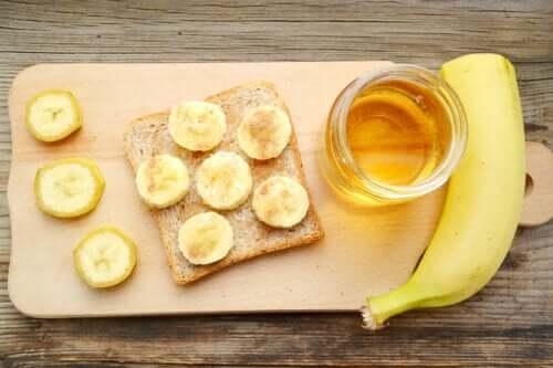 I benefici delle banane per gli sportivi