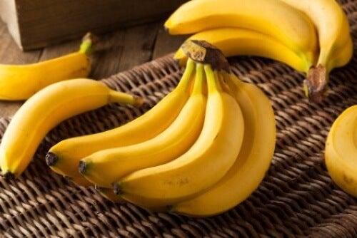Caschi di banane.