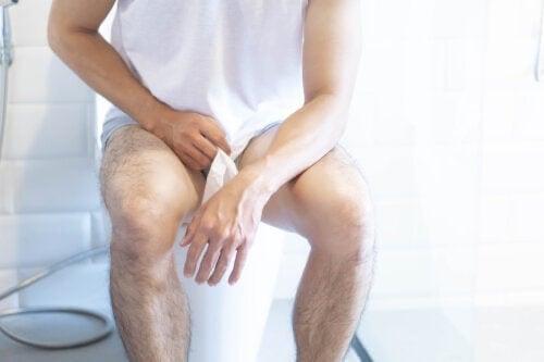 Cistite maschile: quali sono i sintomi?