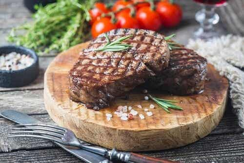 Consumo di carne durante la settimana