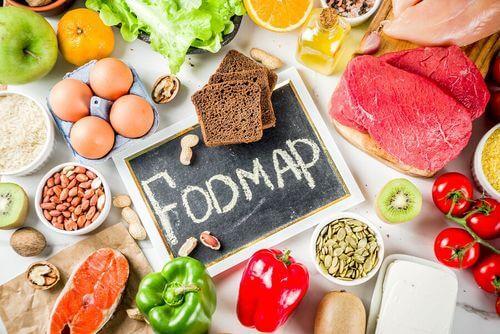Dieta FODMAP per la sindrome infiammatoria intestinale.