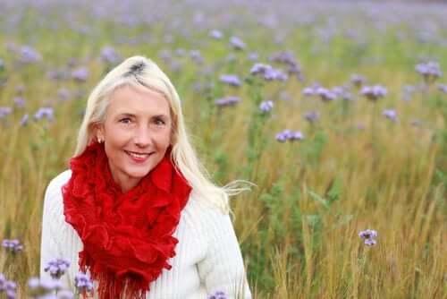 Mantenere una bella pelle durante la menopausa