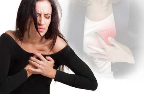 Infarto nella donna: come riconoscere i sintomi