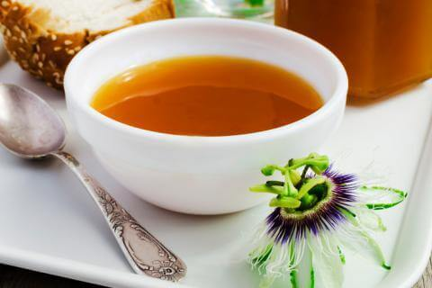 La passiflora promuove l'equilibrio del sistema nervoso.