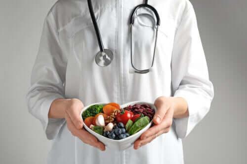 Mangiare sano fa bene al cuore