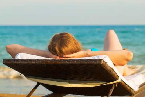 Memoria della pelle ed esposizione solare.