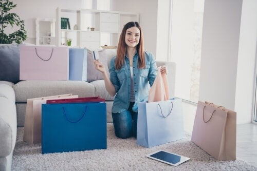 Dipendenza da shopping: 4 campanelli d'allarme