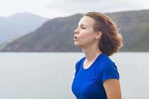 Respirare durante l'allenamento: perché è difficile?