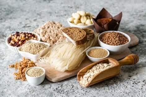 Il glutine è contenuto nei cereali più diffusi.