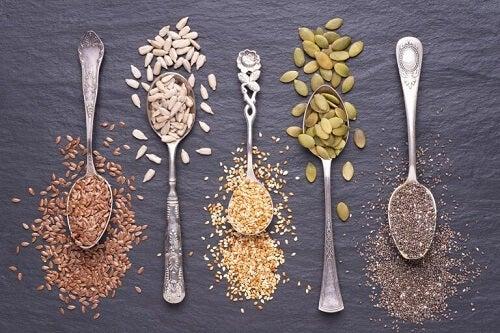 I semi fanno bene alla salute, in che modo?