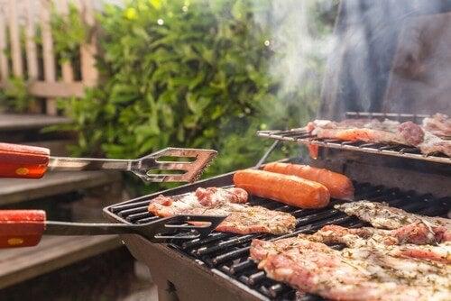 Dieta carnivora e barbecue.