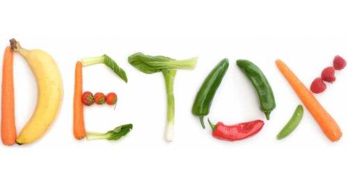 Alimenti detox per depurare il corpo.