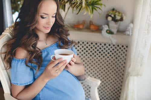 Tè in gravidanza: tutto quello che c'è da sapere