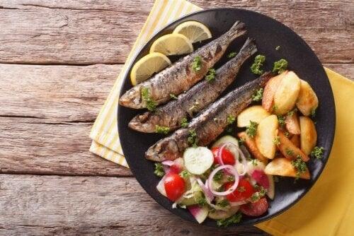 Sardine o sarde: tutte le proprietà e i benefici