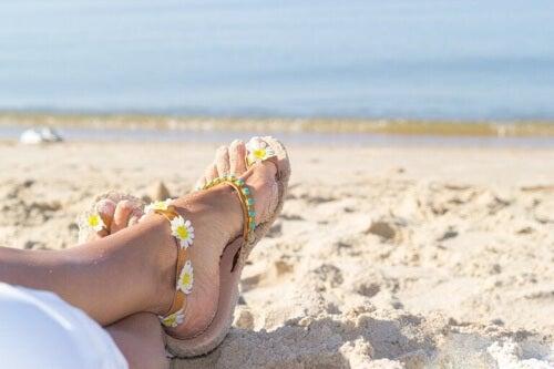 Cura dei piedi in estate: 5 consigli