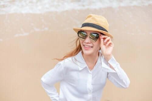 Proteggere gli occhi in estate: alcuni consigli