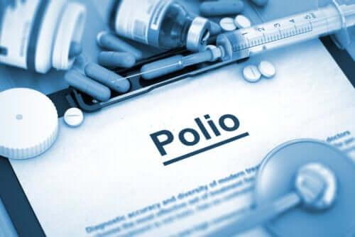 Tipi di poliomielite e caratteristiche