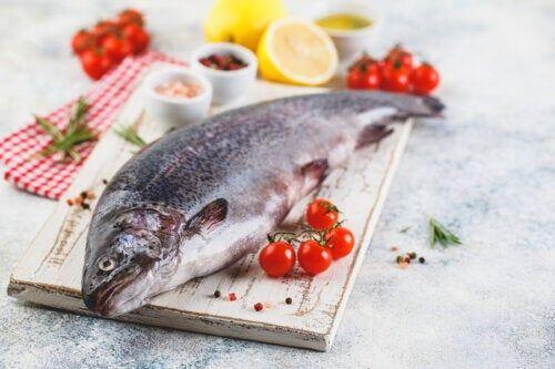 Anisakis: cos'è e quali pesci lo contengono?