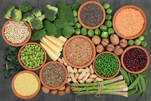 Alimenti vegani ricchi di proteine vegetali