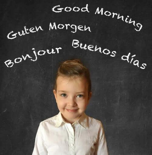Bambini bilingue: tutti i vantaggi