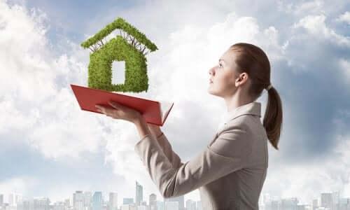Terrazze e tetti verdi offrono diversi benefici