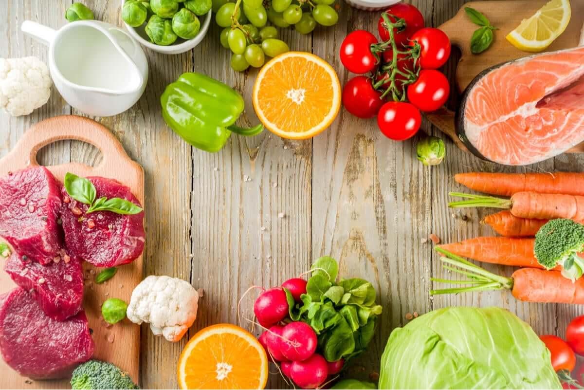 La dieta flexitariana prevede soprattutto verdure.