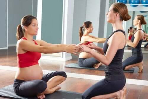 Esercizio fisico in gravidanza: cosa sapere?
