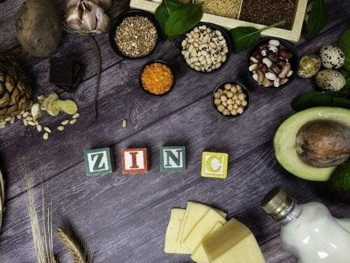 Aumentare lo zinco nella dieta, perché è importante?