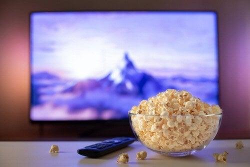 Popcorn e televisione,