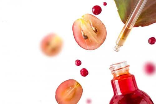 Trattamenti a base di uva per una pelle più giovane