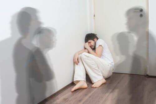 Tipi di schizofrenia e caratteristiche