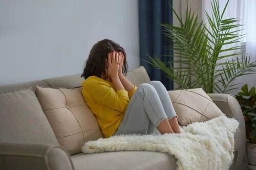 Esaurimento nervoso: corpo e mente raggiungono il limite