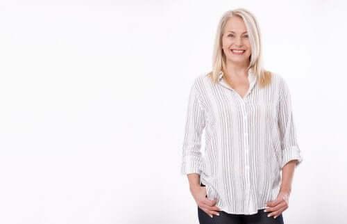 Ridurre la caduta dei capelli in menopausa