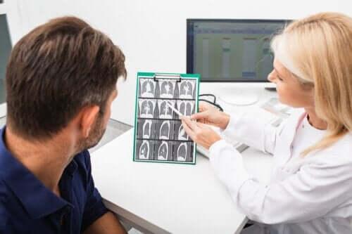Diagnosi di broncopneumopatia cronica ostruttiva