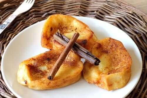 French Toast alla crema.