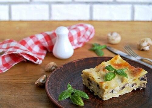 Lasagne vegane: 2 gustose ricette