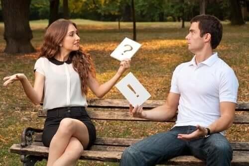 Insicurezze sul partner che non sa cosa vuole.