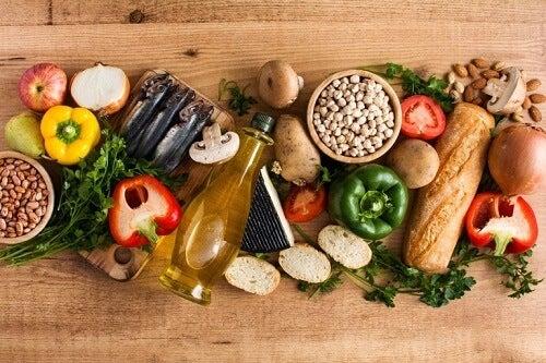 I segreti per una dieta mediterranea di successo