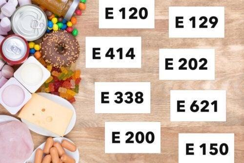 Additivi alimentari: quanti tipi ne esistono?