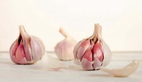 Valori nutrizionali dell'aglio.