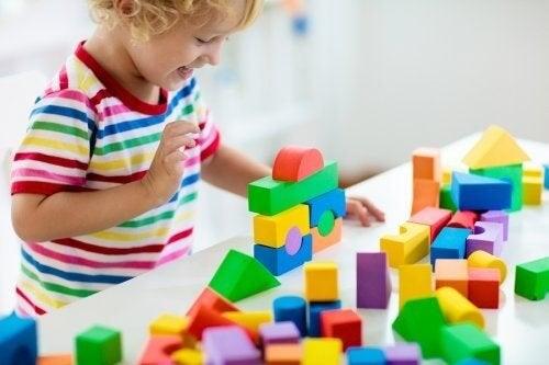 Stimolare lo sviluppo cerebrale del bambino