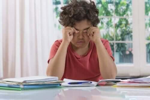 Occhiaie nei bambini: bisogna preoccuparsi?