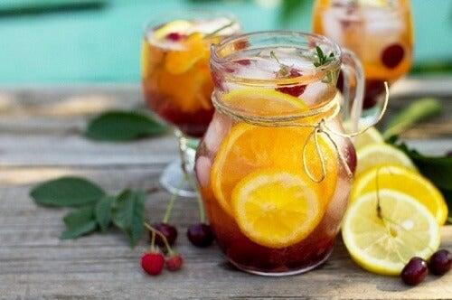 Cocktail analcolici alla frutta da provare