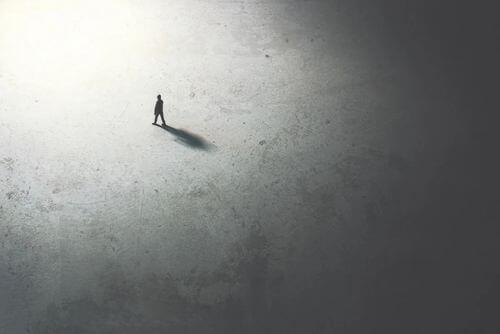 Autofobia e concetto di solitudine.